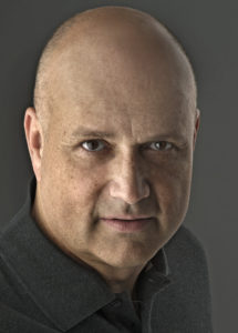 potrét civilní profesor Pavel Calda